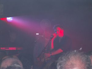 King Tut's Wah Wah Hut, Glasgow 21.8.03