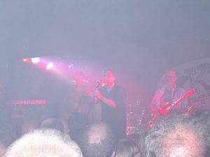 King Tut's Wah Wah Hut, Glasgow 21.8.03