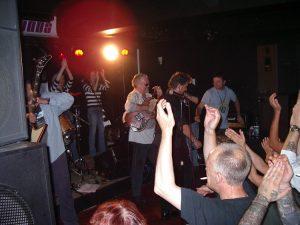 Café Drummond, Aberdeen 23.8.03