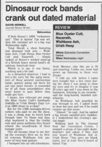 Edmonton Journal 11.11.93