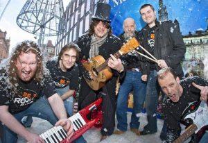 Rock Radio Christmas promo 2010
