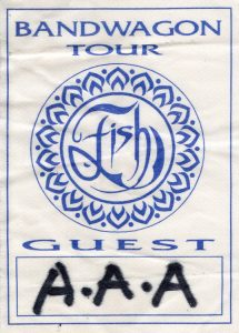 Princes Street Gardens, Edinburgh AAA pass 2.9.95
