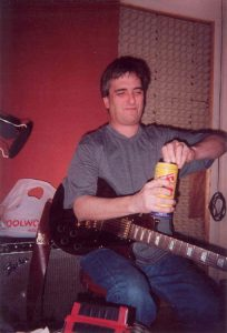 Mayhem album recording, Chryston 2000