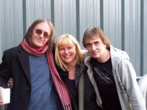 Tartan Clef Awards soundcheck. SECC, Glasgow 27.11.09