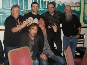 Rock Radio curry night in Glasgow 10