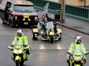 Rock Radio Yorkhill Children's Hospital Easter Egg Run 18.11.10