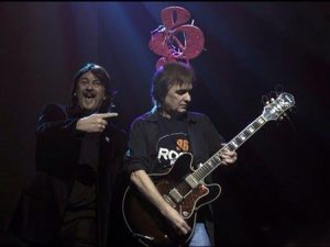 Donald McLeod and Billy @ Tartan Clef Awards, SECC, Glasgow 27.11.09