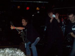 Rock Radio farewell gig @ The Cathouse, Glasgow 14.10.11