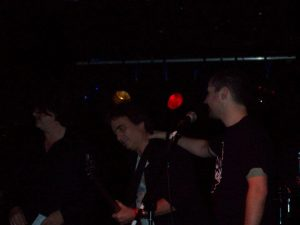 Rock Radio farewell gig @ The Cathouse, Glasgow 14.10.11
