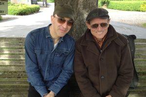 Malcolm & Jack Bruce 14