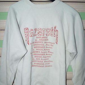 Melodic Rock Night tour sweatshirt back 11.90