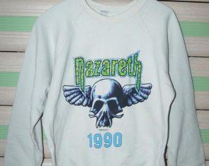 Melodic Rock Night tour sweatshirt front 11.90