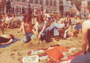 Billy and Mary in Scarborough 77