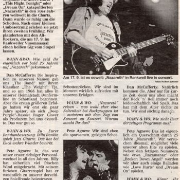 Austrian newspaper 12.9.93