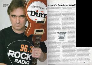 Classic Rock magazine December 12.11