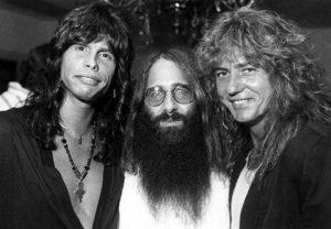 Steven Tyler, John Kalodner & David Coverdale